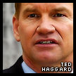 Ted Haggard on the outs