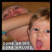 Some of my core values...